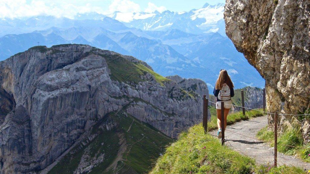 Being Still - Switzerland